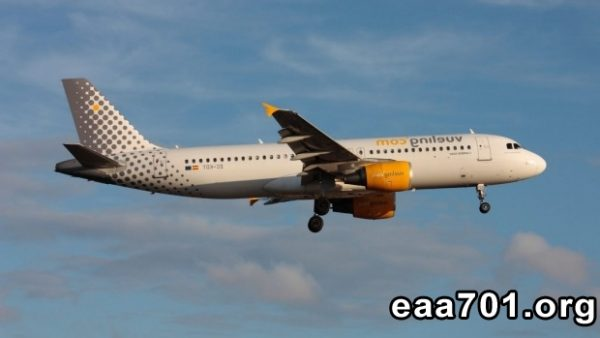 Vueling aircraft images