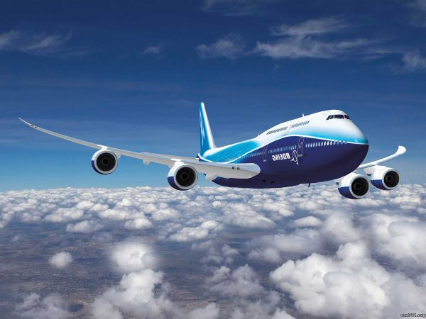 747 airplane images