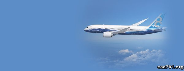787 aircraft images