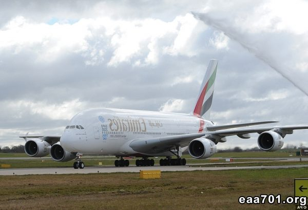 A380 aircraft images