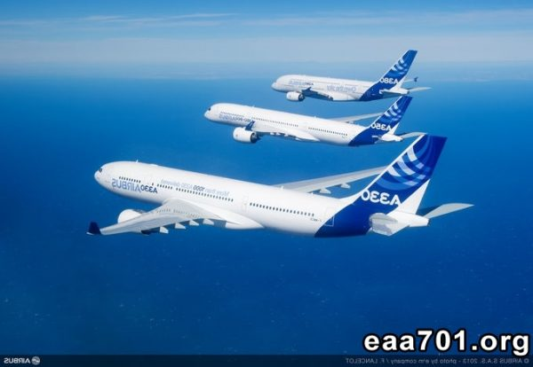 Airbus aircraft images