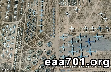 Aircraft boneyard images