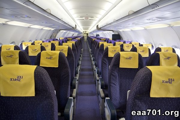 Aircraft cabin images