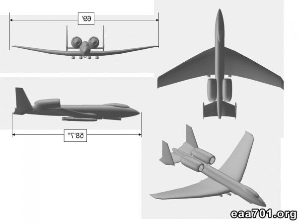 Aircraft design images