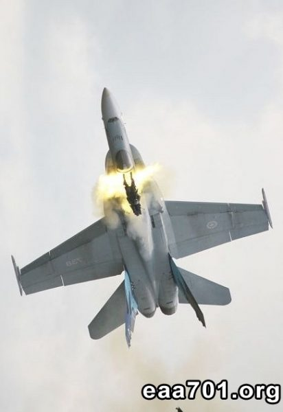 Aircraft ejection photos