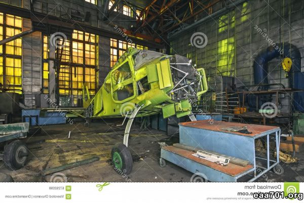 Aircraft factory images