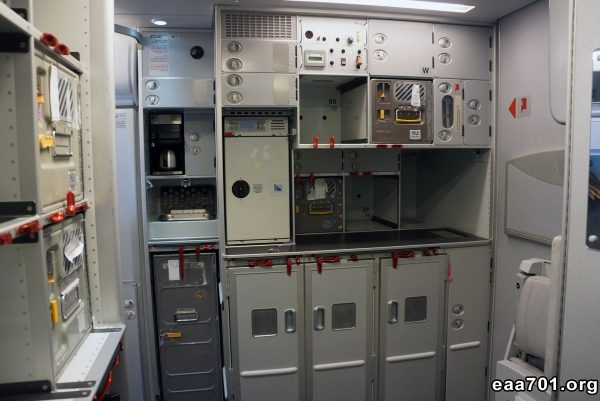 Aircraft galley images