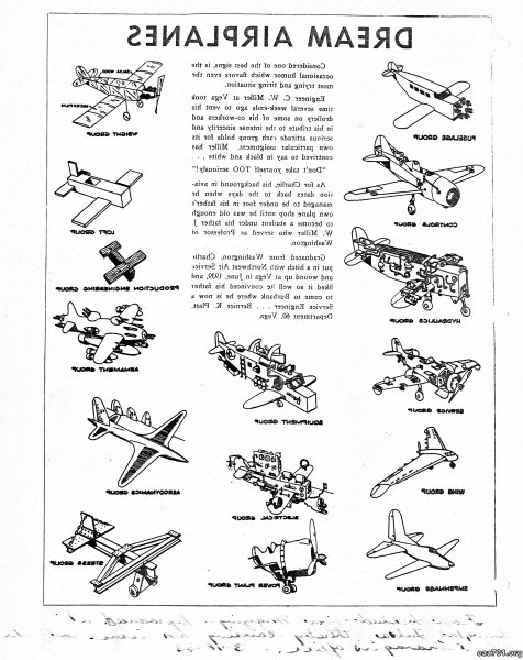 Airplane design images