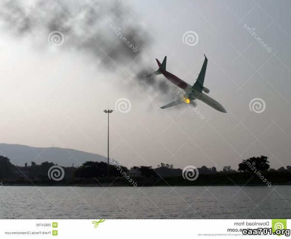 Airplane disaster images