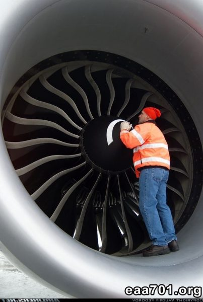 Airplane engine images