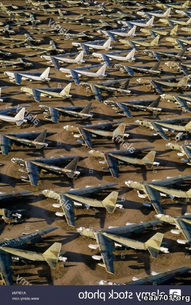 Airplane graveyard photo