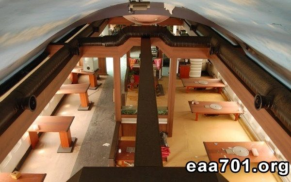 Airplane houses images