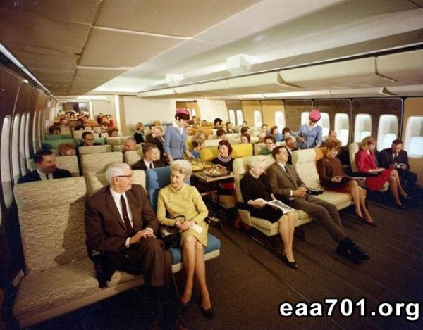 Airplane images 60s