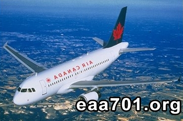 Airplane images air canada