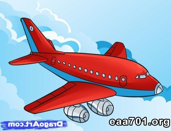 Airplane images easy to draw