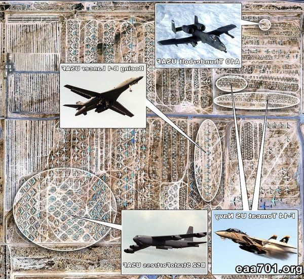 Airplane images google earth