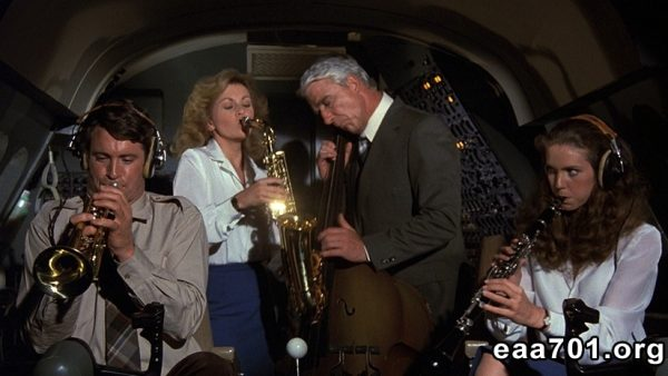 Airplane images movie