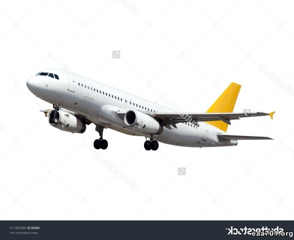 Airplane images yellow