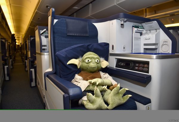 Airplane images yoda