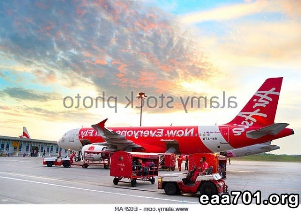 Airplane photo airasia