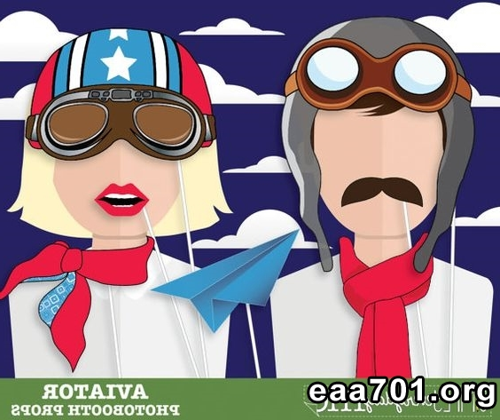 airplane-photo-booth-props-1