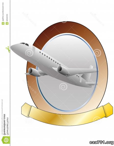 Airplane photo frame