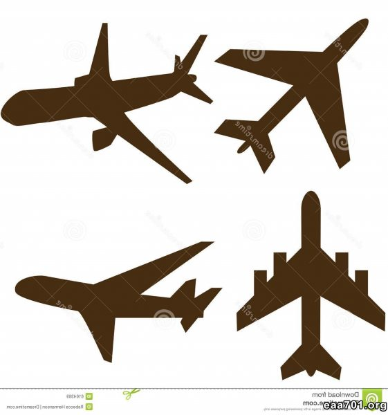 Airplane shapes images