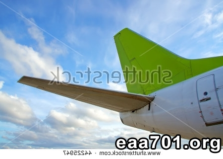 Airplane tail images