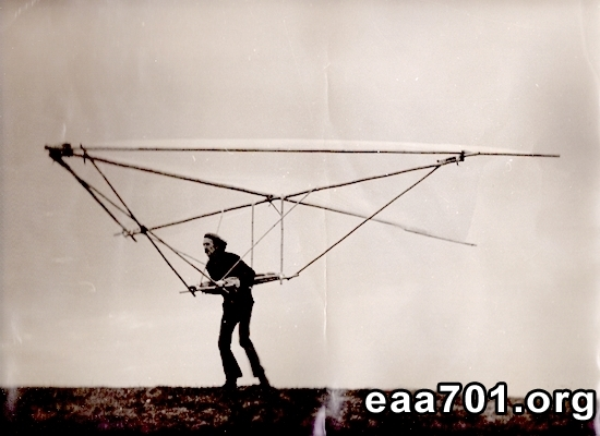Hang glider photo viewers