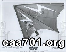 Hang glider photo yearbook