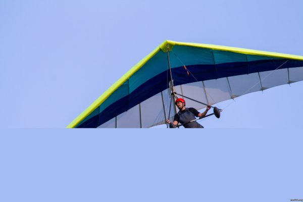 Hang glider photo york