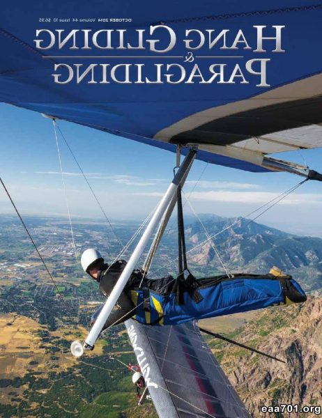 Hang glider photo yourself