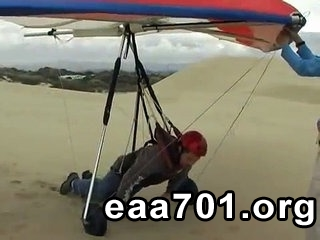 Hang glider photo zeb