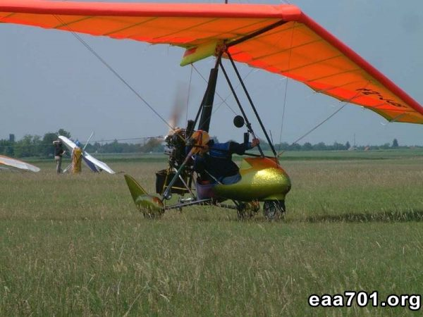 Hang glider photo zen