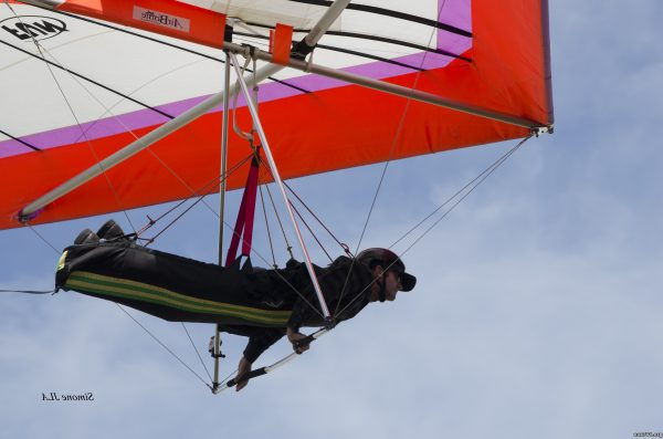 Hang glider photos pictures