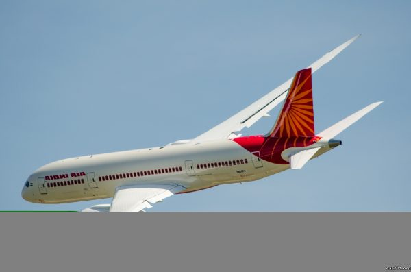 India airplane images