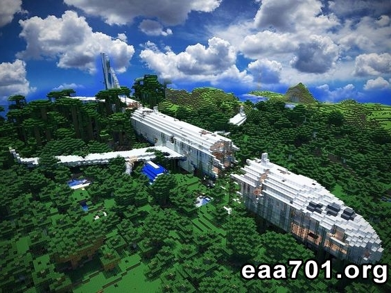 Minecraft airplane images