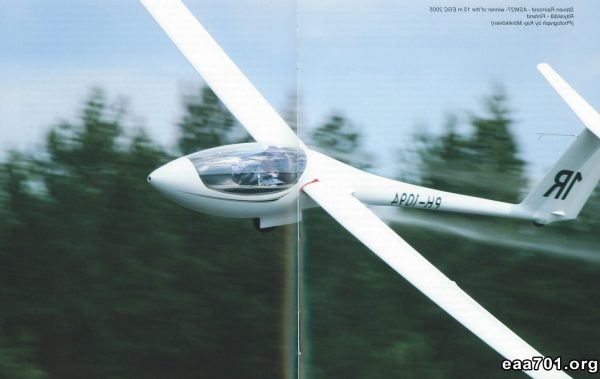 Sailplane photos glider