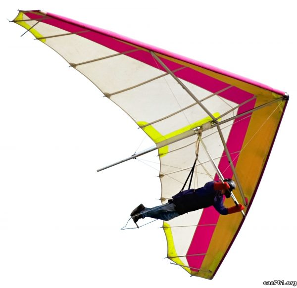 Hang glider photo center
