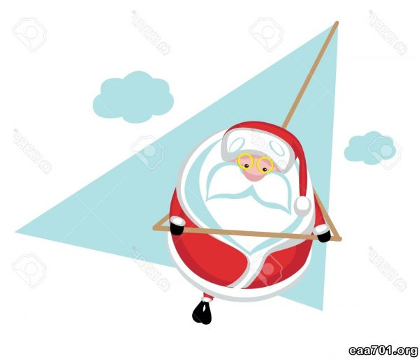 Hang glider photo christmas