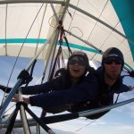 Hang glider photo editing