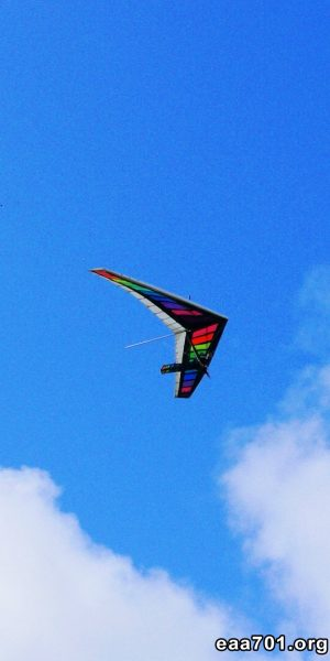 Hang glider photo file