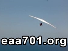 Hang glider photo fixer