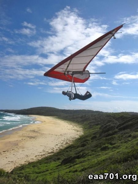 Hang glider photo gallery