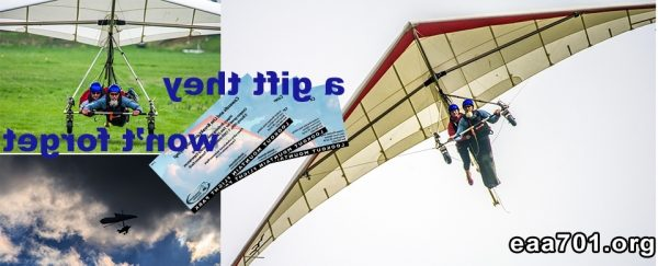 Hang glider photo gifts