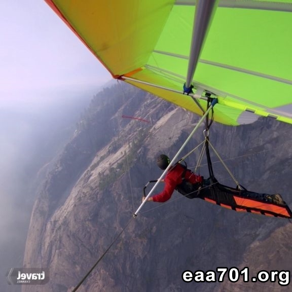 Hang glider photo graduation