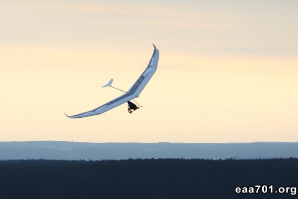 Hang glider photo innovations