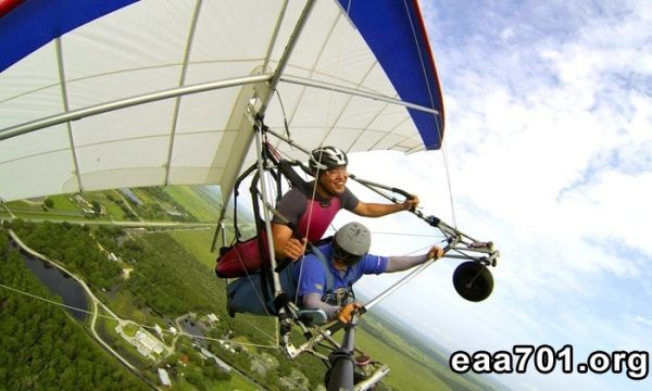 Hang glider photo jobs