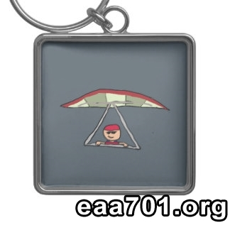 Hang glider photo key