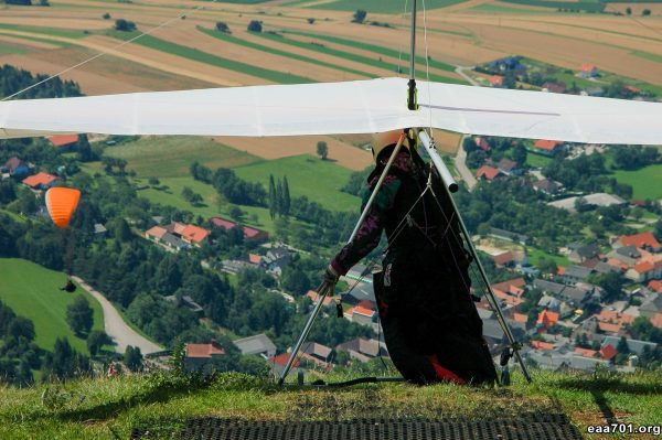 Hang glider photo manager